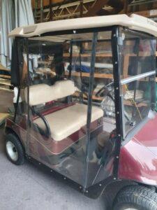 Golf-Cart-Screens
